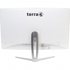 TERRA LCD/LED 3280W silver/white CURVED DP/HDMI (3030031)